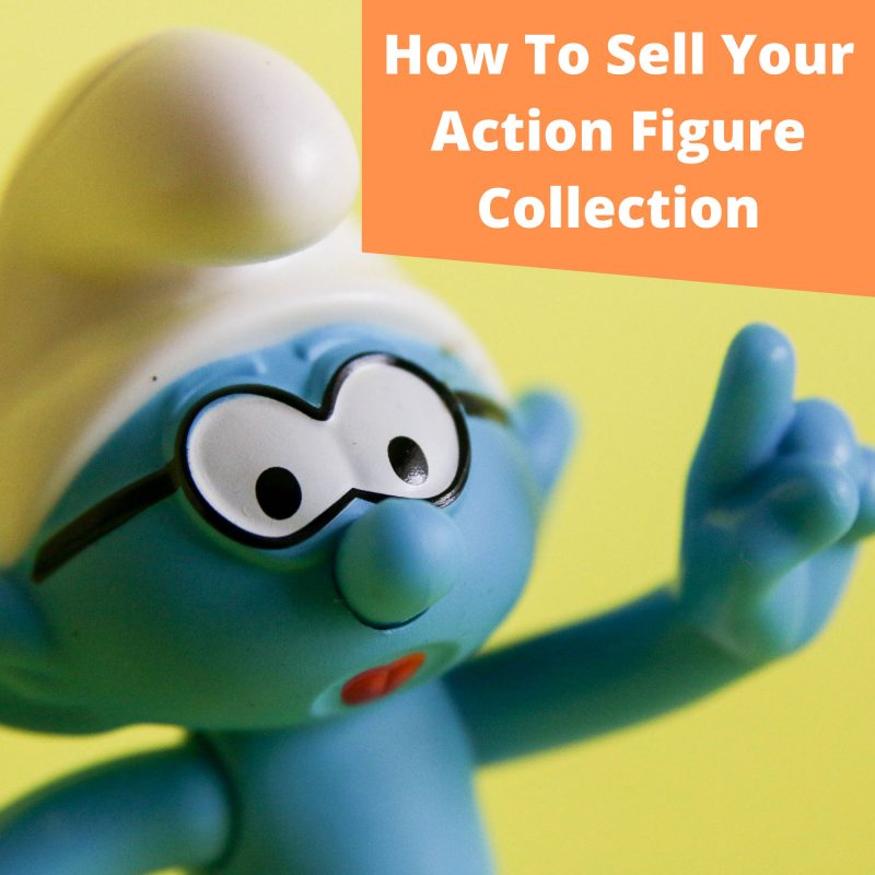 How To Sell Your Action Figure Collection
