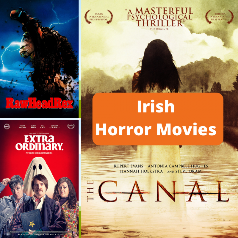 Irish Horror Movies List