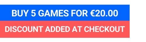 5 games for €20 uncanny collectibles