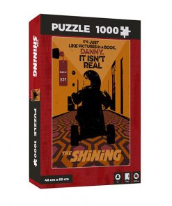 The Shining Jigsaw Puzzle It Isn't Real (1000 pieces)