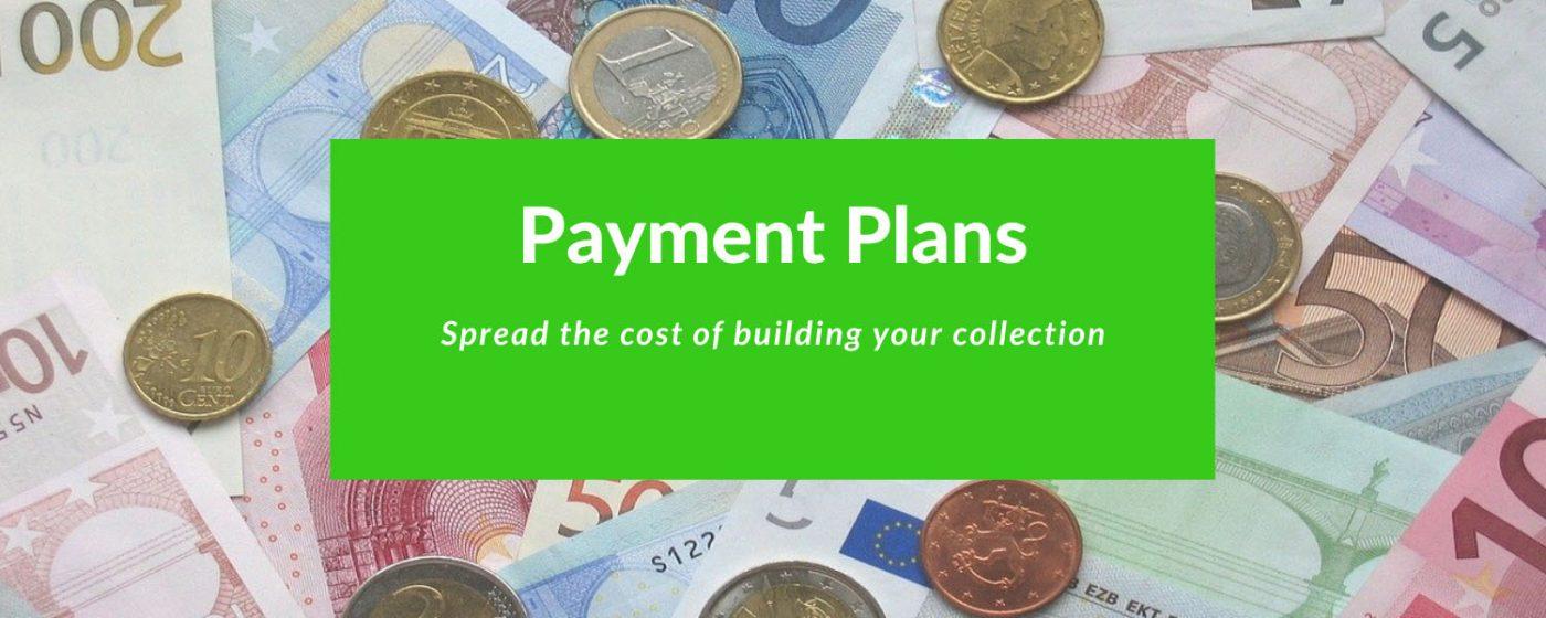 Payment Plans - Uncanny Collectibles