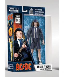 The Loyal Subjects AC/DC BST AXN Action Figure Angus Young