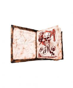 trick-or-treat-studios-evil-dead-2-replica-1-1-book-of-the-dead-necronomicon-v2