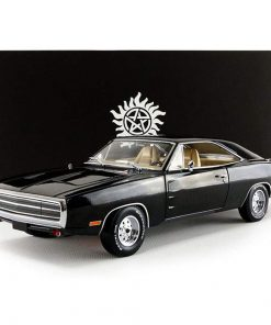 greenlight-artisan-collection-supernatural-1-18-1970-dodge-charger