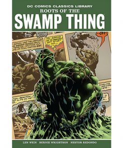roots-of-the-swamp-thing-dc-comics-hard-cover